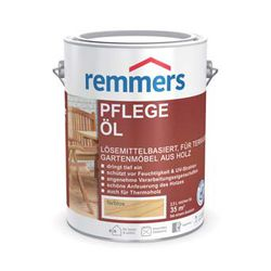 Für Terrassen und Gartenmöbel aus Holz